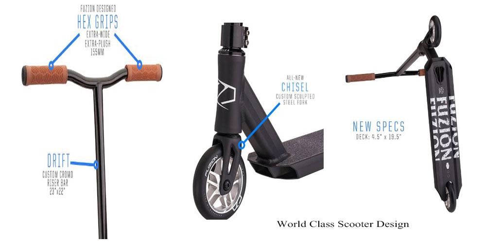 Fuzion Z250 Pro Scooter