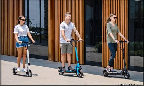 How-far-do-electric-scooter-go