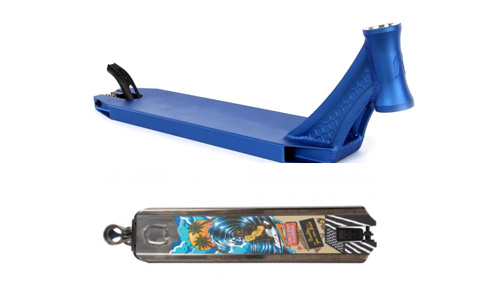 Lighest Scooter-deck
