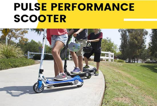 Pulse Performance Scooter