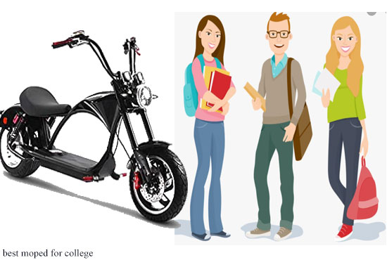 best mopeds for college