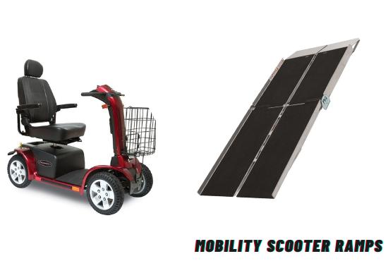 best value motor scooter ramps